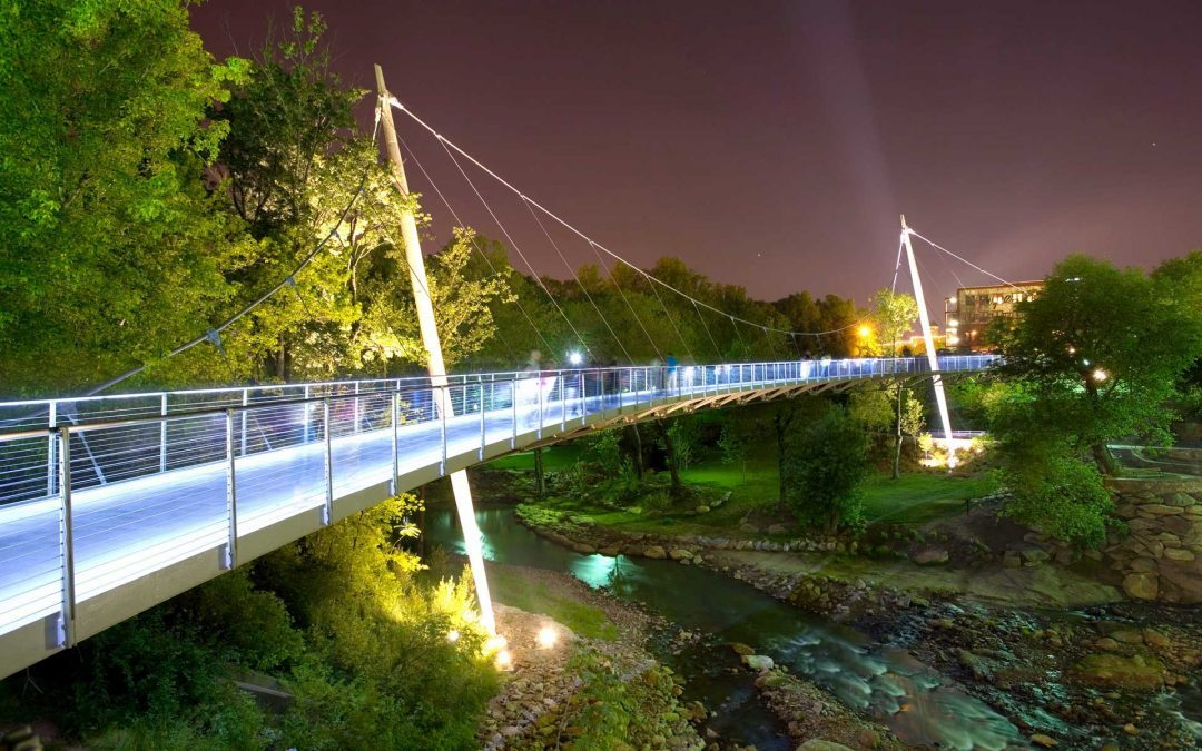 Greenville on Southern Living's 2018 Best Cities list