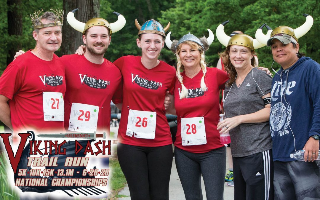 Hartness Hosts The 2019 Viking Dash Trail Run