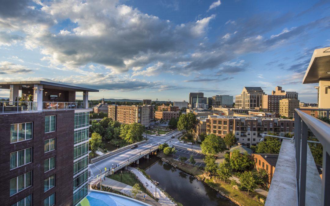Best Cities in the U.S. 2020 – Greenville SC