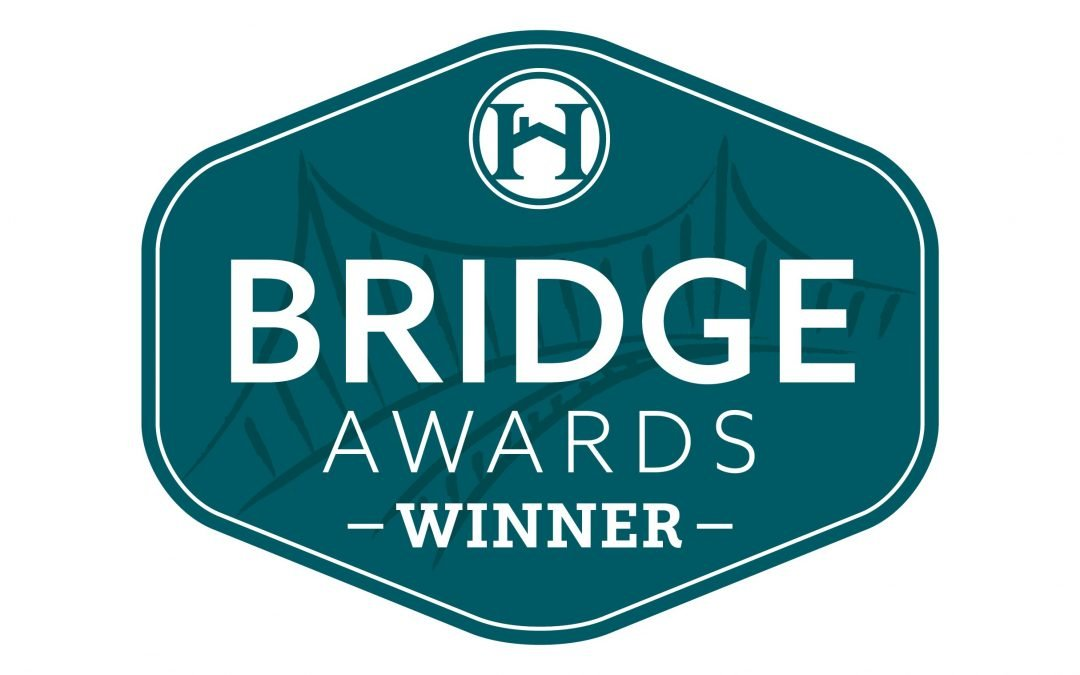 Hartness Construction Recognized at the Eighth Annual Bridge Awards Gala