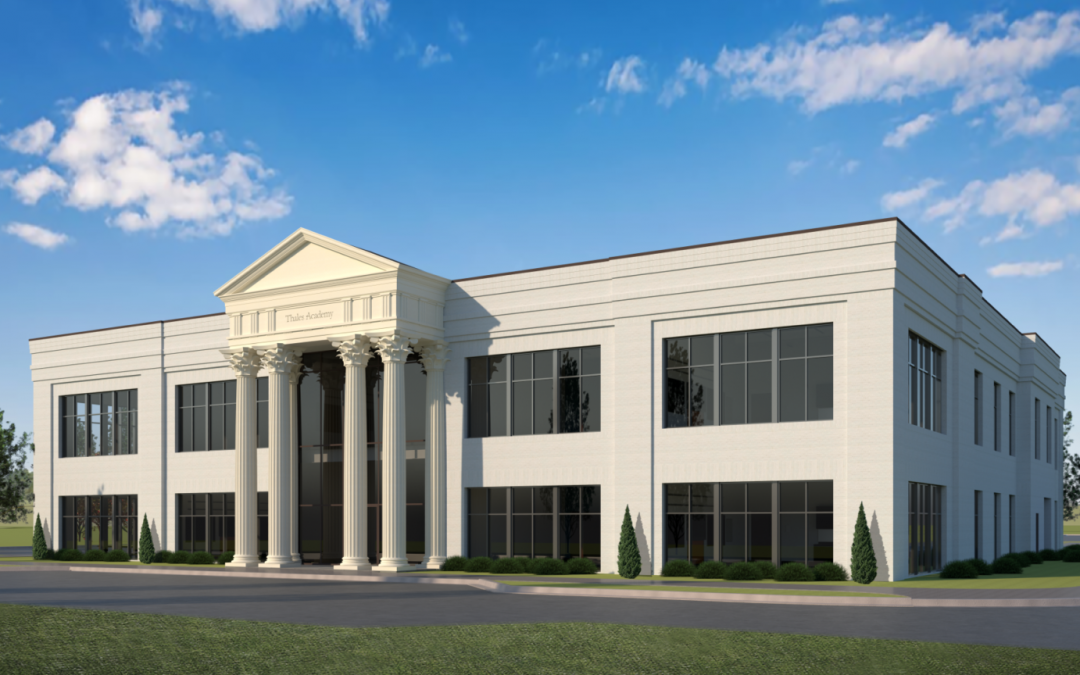 Thales Academy to Open Greenville Location in Hartness Community